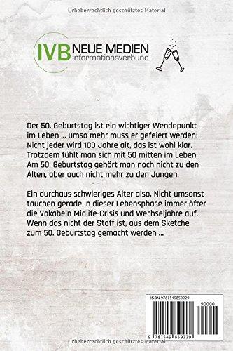 Lustige gedichte zum 50 geburtstag tuv