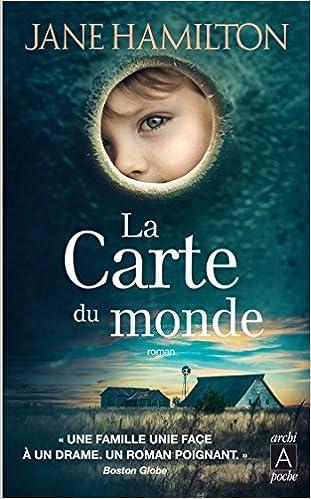 Carte Du Monde Unie.La Carte Du Monde Amazon Co Uk Jane Hamilton Francois