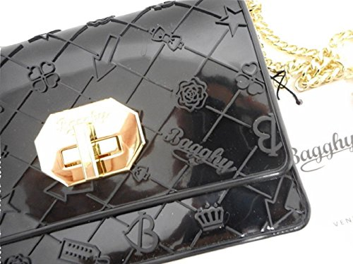 Sac Noir dos à main Noir Small femme BAGGHY porté pour au Cdx61dB