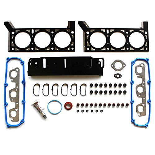 SCITOO Replacement for Head Gasket Kit fit Jeep Wrangler 3.8L V6 VIN 1 12V 2007-2011 Automotive Engine Head Gaskets Sets