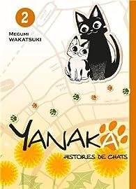 Yanaka - Histoires de chats, tome 2 par Megumi Wakatsuki