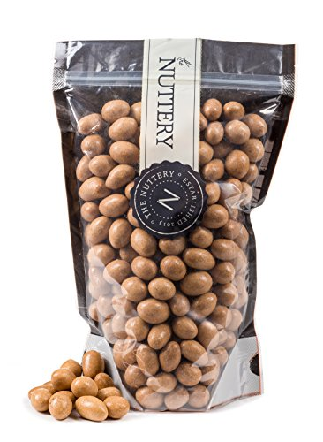 The Nuttery Freshly Roasted Kabukim Nuts 16 ounce Pouch Bags (1lb (American Kabukim)