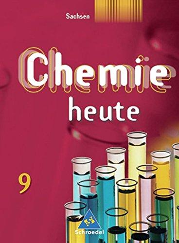 Chemie heute SI - Ausgabe 2004 für Sachsen: Schülerband 9