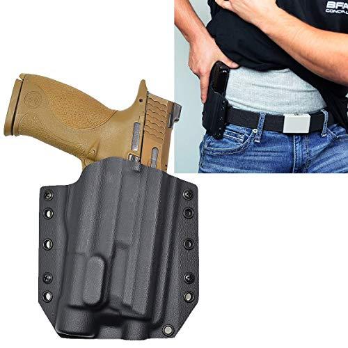 Bravo Concealment Outside The Waistband BCA Light Bearing Gun Holster