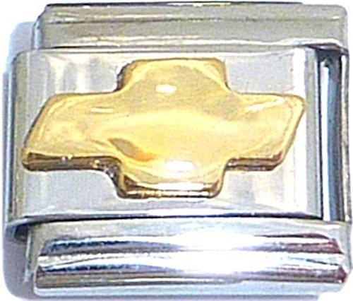 Chevy Logo Italian Charm (Chevy Charm)