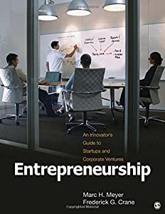 Entrepreneurship: An Innovator's Guide to Startups and Corporate Ventures by SAGE Publications, Inc