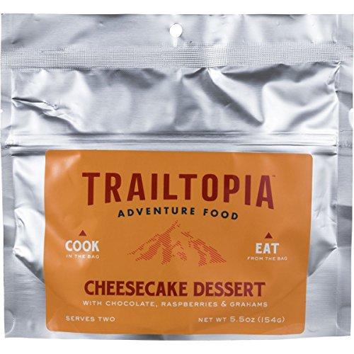 Trailtopia Cheesecake Chocolate Raspberry One Color, One - Cheesecake Chocolate Dark