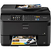 WorkForce 4630 Wireless All-in-One Inkjet Printer, Copy/Fax/Print/Scan