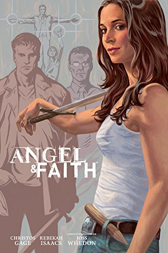 Angel and Faith: Season Nine Library Edition Volume 3 (Buffy the Vampire Slayer)