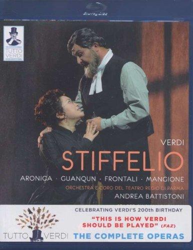 Andrea Battistoni - Stiffelio (Blu-ray)
