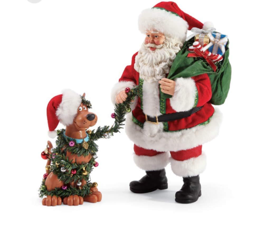 Department Department Department 56 Possible Dreams Santas Ruh Roh Scooby DOO Figur, Polyester, Mehrfarbig 10.5  B07N1RC1T2 Figuren f77747