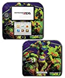 Teenage Mutant Ninja Turtles TMNT Leonardo Leo Michaelangelo Donatello Raphael Cartoon Movie Video Game Vinyl Decal Skin Sticker Cover for Nintendo 2DS System Console Protector