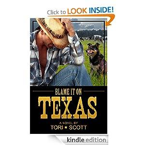 Blame it on Texas Tori Scott