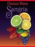 NV Chateau Diana California Sangria Red Wine 750 ml
