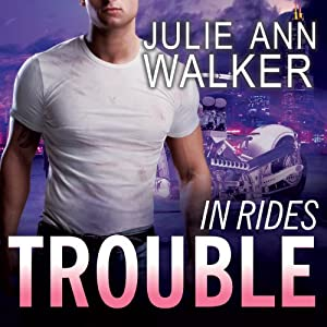 In Rides Trouble Audiobook