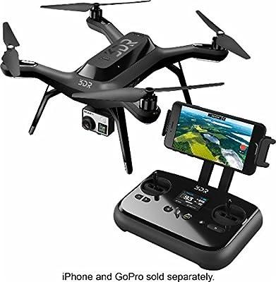 3DR Solo Quadcopter (No Gimbal) by 3DRobotics