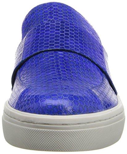 Loeffler Randall Kvinners Irini Havet Slip-on Mote Sneaker Safir