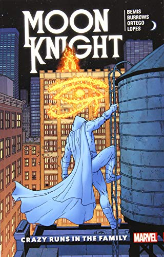 Moon Knight: Legacy Vol. 1: Crazy Runs in the Family (Moon Knight Comic Book)
