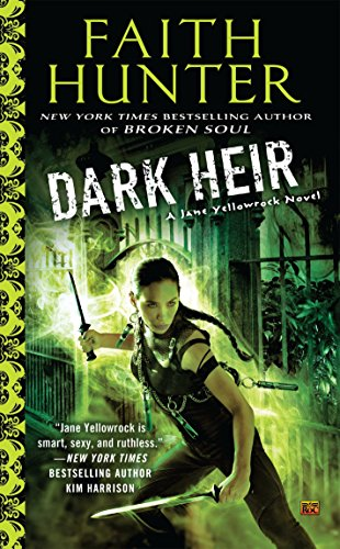 Dark Heir (Jane Yellowrock)