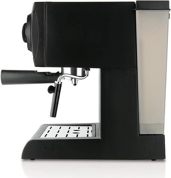 Mini Moka Minimoka CM-1622 Cafetera Espreso 15 Bar / 1050 W / 1,25 ...