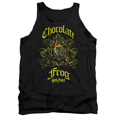 Tank Top: Harry Potter- Chocolate Frog Crest Size XL