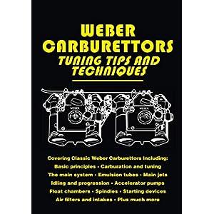 Weber Carburetors Owners Workshop Manual: A K  Legg
