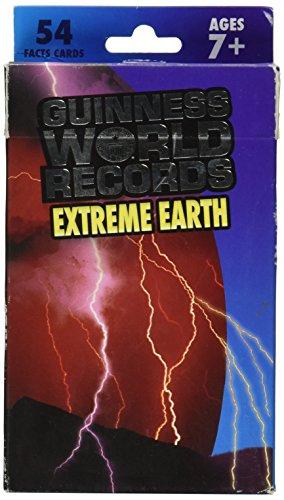 Carson-Dellosa Guinness World Records Extreme Earth Flash Card