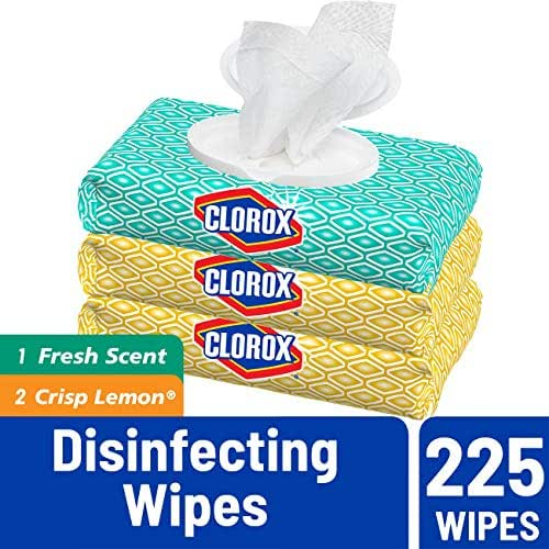 Multi-Surface Wipes: Clorox Disinfecting Wipes Soft Pack