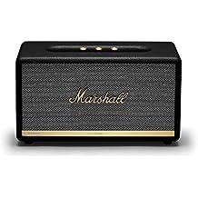 Marshall Stanmore II Voice Multi-Room Speaker w/Wi-Fi, Bluetooth, Amazon Alexa (Renewed)