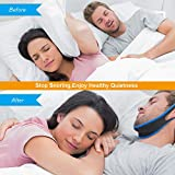 Anti Snoring Chin Strap - Most Effective Snoring