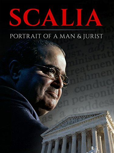 Scalia: Portrait of a Man and Jurist - Chief Portrait