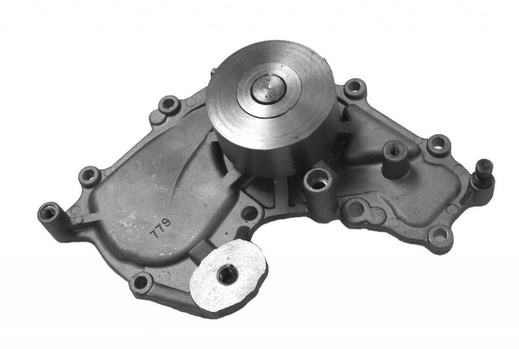 Hytec Automotive 222009 Water Pump 222009H AW9097