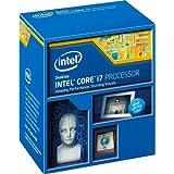 Intel Core i7-4770 Quad-Core Desktop Processor 3.4 GHZ  LGA 1150 8 MB Cache BX80646I74770