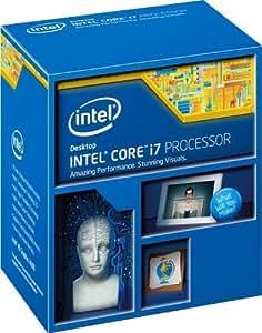 Intel Core i7-4770 - Procesador (3.4 GHz, Quad-Core, 84 W, Intel Graphics)