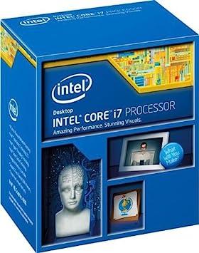 Intel Core i7-4770 Quad-Core Desktop Processor 3 4 GHZ LGA