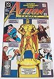 Action Comics Golden Anniversary Issue #600