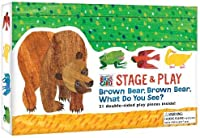 The World Of Eric Carle Stage & Play: Brown Bear