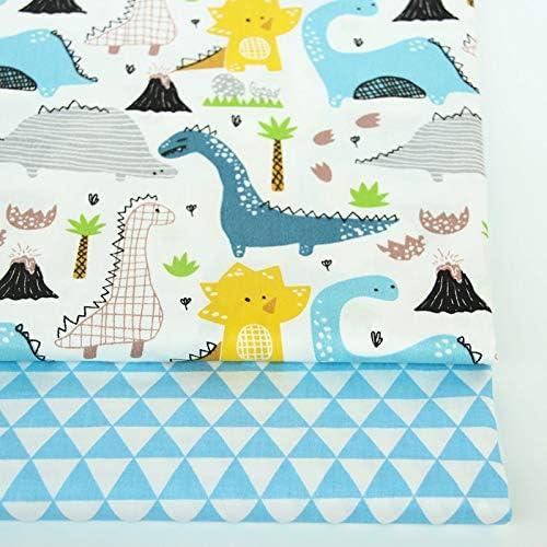 2 Unds. telas dinosaurios 0.50 x 1.60 confeccion cojines ...