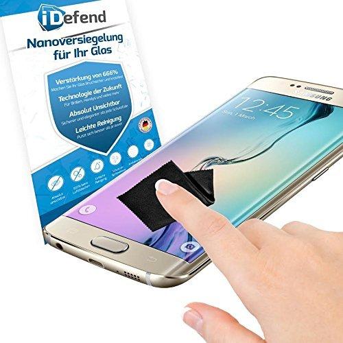 iDefend Display Schutz für iPhone und iPad Nano-Versiegelung luftbläschenfrei und wasserabweisend, Flüssiges Panzerglas für Bildschirme und Brillen
