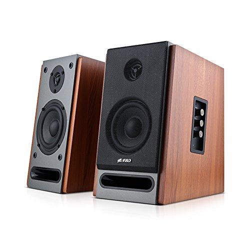 Canston Wireless Hi-Fi Audio Fenda R25BT / Wooden MDF / B...