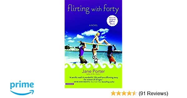 flirting with forty dvd reviews book reviews full
