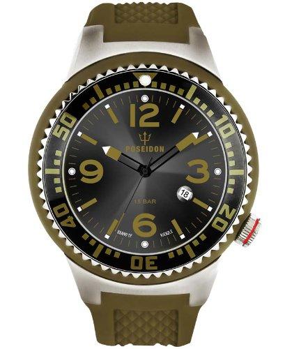Kienzle K2011013103-00383 - Men's Watch, silicone, Color: verde