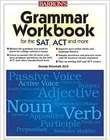 sat grammar book review
