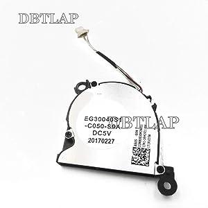 DBTLAP CPU Fan Compatible for EG30040S1-C050-S9A 13NB0EJ0M26011 Laptop Cooling Fan
