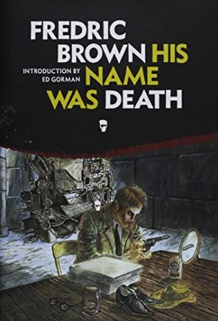 book cover of His Name Was Death