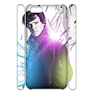 zZzZzZ Sherlock Shell Phone for iPhone 5C Cell Phone Case