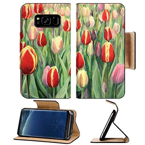 Painted Garden Tulips - 9