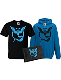 Bullshirt Kid's Team Mystic T-Shirt, Hoodie & Wallet Set