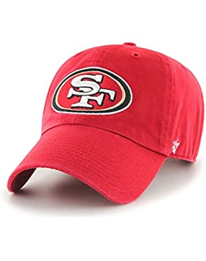 NFL '47 Clean Up Adjustable Hat, One Size Fits All!