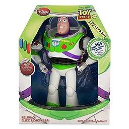 Disney Advanced Talking Buzz Lightyear Action Figure 12\